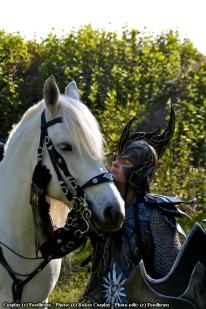 Foto: Rokes Cosplay (Pferd: Pandora Fatalis von Rokes Cosplay)